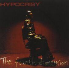 HYPOCRISY THE FOURTH DIMENSION + 2 BONUS TRACKS SEALED CD NEW