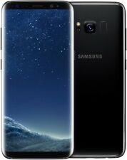 Samsung Galaxy S8 64GB - Schwarz (Branding AU)