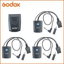 Godox AT-16 16 Channel AC Wireless Studio Strobe Flash Trigger With 3 Receiver