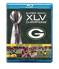 NFL Super Bowl 45 (XLV) Green Bay Packers [Blu-ray] NEU Aaron Rodgers