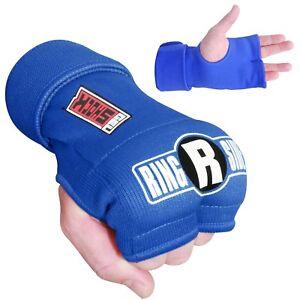 New Ringside Gel GELQW Boxing Kick MMA Quick Handwraps Hand Wrap Wraps