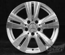 1x Mercedes Benz E-Klasse W212 16 Zoll Alufelge A2124010202 Wheel 8Jx16 ET46