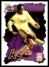 Futera Liverpool Fans' Selection 1999 - Paul Ince (Kickin) No.40