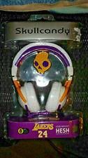 Skullcandy LA Lakers #24 Kobe Bryant White Hesh Over-Ear Headphones