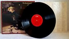 BARBRA STREISAND THE BROADWAY ALBUM 1985 Musicals Lounge VINYL RECORD CBS  86322