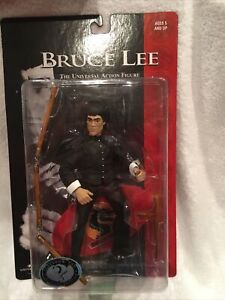 Bruce Lee (The Universal Action Figure) Lot of 2