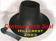 SCUBA  DRY SUIT HEAVY DUTY CONTOUR NECK SEAL (MED/LGE)