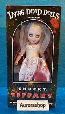 Mezco Figur Tiffany Bride of Chucky Living Dead Dolls neu / nicht Sideshow, Neca
