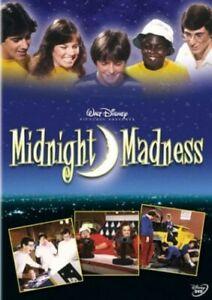 MIDNIGHT MADNESS NEW DVD