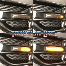 Range Rover Led Side Repeaters Dynamic Style Smoked Freelander 2 Brand New
