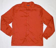 ELWOOD Men's Size Xl Red Coaches Jacket NWT Lightweight Windbreaker