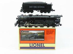 O Gauge 3-Rail Lionel 6-28072 NYC 4-6-4 J-3A Hudson Steam #5444 w/ TMCC & Sound