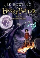 Harry Potter and the Deathly Hallows New Paperback Book J.K Rowling