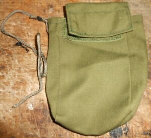 RAF AIRCREW SURVIVAL KIT VEST POUCH INNER CLOTH GENUINE ISSUE
