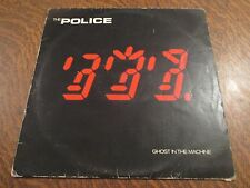 33 tours THE POLICE ghost in the machine