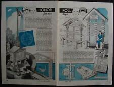Honor Roll Flag Pole Park Memorial How-To Build PLANS