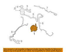 KIA OEM 06-10 Sedona-Power Steering Pump 571104D200