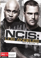 NCIS - Los Angeles : Season 9 (DVD, 6-Disc Set) NEW