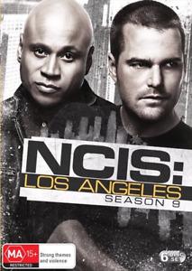 NCIS - Los Angeles Season 9 : NEW DVD