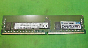 HP SK Hynix 16GB 1Rx4 PC4-2400T RC1 11 DC0 809082-091 819411-001   @5