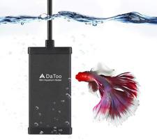 Small Aquarium Heater Mini Betta Flat Fish Tank Heater For 2 - 3 Gallon