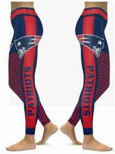 New England Patriots Small to 2X-Large Women's Leggings New
