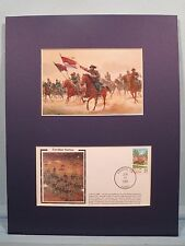 Wade Hampton at the Battle of  Trevilian Station & commerative envelope