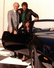 Knight Rider [Cast] (18650) 8x10 Photo