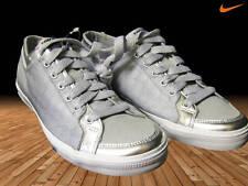 Nuevos Nike Mujer Zapatillas PLATA UK 4.5 EU 38 US 7