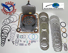 TH700R4 4L60 Rebuild Kit Heavy Duty HEG Master Kit Stage 4 1987-1993
