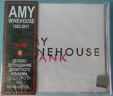 Amy Winehouse - Frank 2xCD NEW SEALED RUSSIAN REISSUE WITH OBI