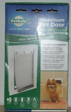 PetSafe Freedom Aluminum Pet Door - Small (Model Ppa00-10859) *Brand New*