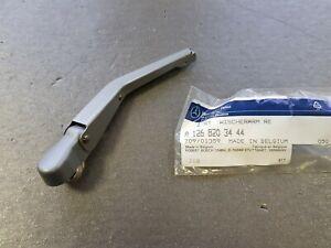 Genuine Mercedes-Benz C126 SEC Headlight wiper arm RH  A1268203444