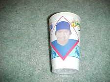 1987 Los Angeles Dodgers Fernando Valenzuela Frozen Coke Baseball Cup