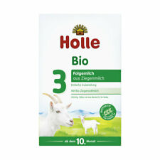 Bio Folgemilch - 3 aus Ziegenmilch 400g | HOLLE BABYFOOD