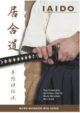 Complete Introduction to Muso Shinden Ryu Iaido DVD with Didier Boyet