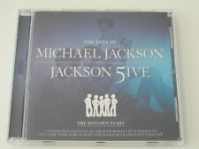 The Best Of Michael Jackson & Jackson 5ive ( CD Album ) Used Very Good