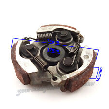 Alloy clutch pad pour pocket bike 47cc moteur 49cc mini dirt enfants moto atv quad