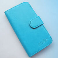 Wallet stand Folder Flip Folio PU Leather Case cover for Telstra mobile phone