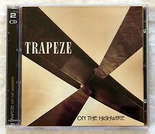 2CD TRAPEZE (Glenn Hughes) on the highwire Castle-Sanctuary CMDDD736 - TOP!