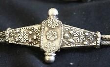 Ethnic Middle Eastern Silver Jewelry - Fine Tribal Silver Belt from Yemen