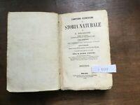 1862_STORIA NATURALE_DELAFOSSE_ZOOLOGIA_TAVOLE INCISE  A COLORI F.T.