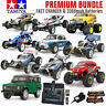 TAMIYA RC Car Kit Bundle with Everything Included! Choose Your Car