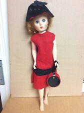 Vintage 20� Sweet Sue With Vinyl Head high heels fashion doll