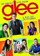 Glee: Fox Series - The Complete Season 5 (6 Disc) DVD Box Set Collection