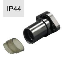 Illu Lichterketten Fassung E14 IP44 mit Dichtung und Befestigungsplatte