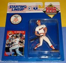 1995 ext CAL RIPKEN JR Baltimore Orioles STREAK - FREE s/h - Starting Lineup NM