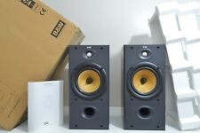 B&W BOWERS & WILKINS DM602 S2 SPEAKERS BOXED *FANTASTIC SOUND*