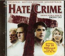 HATE CRIME ORIGINAL SOUNDTRACK - CD - NEW
