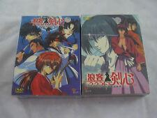 Rurouni Kenshin 6 DVD 2 SEALED set 7884112612
